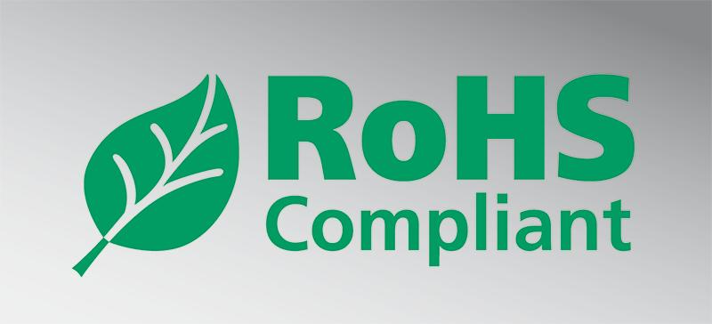 RoHS zertifiziert